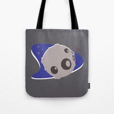 Moon Girl Logo Tote Bag