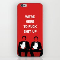Step Brothers iPhone & iPod Skin