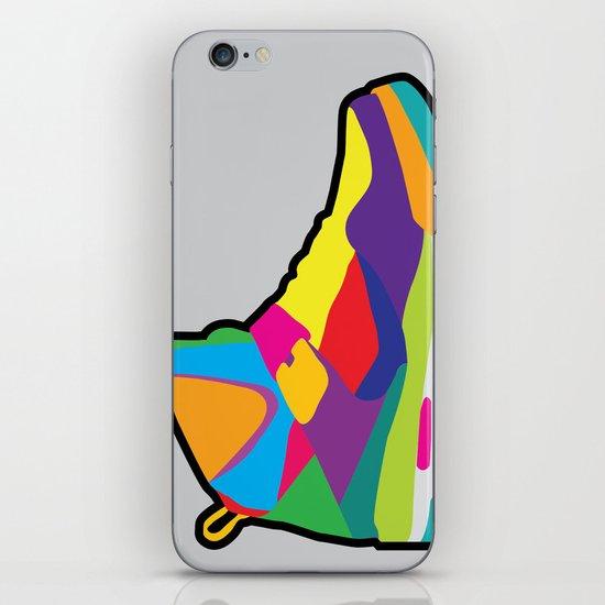 Jordan 45 high iPhone & iPod Skin