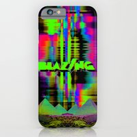 iPhone & iPod Case featuring Blazing by haydiroket
