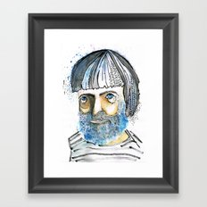 Endless mysterious, unknowable, magnificent, beautiful and terrible Framed Art Print