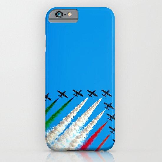 Frecce Tricolori iPhone & iPod Case