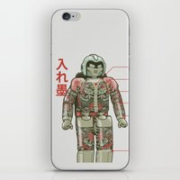 Bad Assimo iPhone & iPod Skin