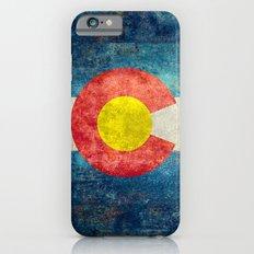 Colorado flag Slim Case iPhone 6s