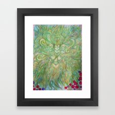 Amarantha Framed Art Print