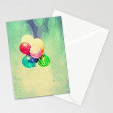 Floating Away Stationery Cards