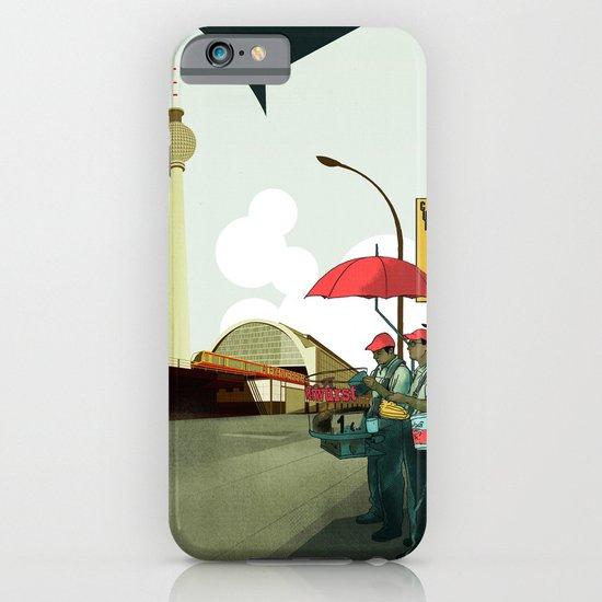 Alexander Platz II iPhone & iPod Case