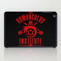 The Sins of the Father iPad Case