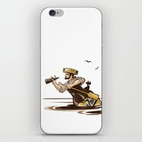The Long Journey Down Th… iPhone & iPod Skin