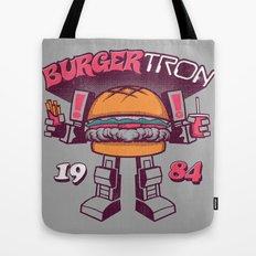 BurgerTRON '84 Tote Bag