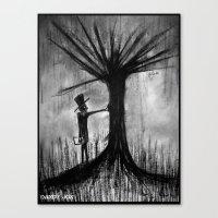 Poet Tree Canvas Print
