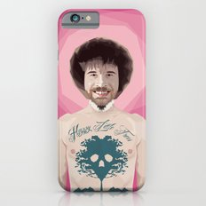 Bob Ross is God iPhone 6 Slim Case