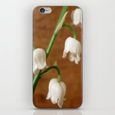 lily of the valley II iPhone & iPod Skin