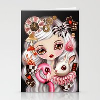 Through Her Eyes Stationery Cards
