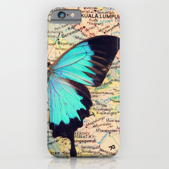 Flying home! iPhone & iPod Case