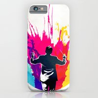 iPhone & iPod Case featuring Symphony by rob dobi