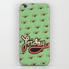 Friday iPhone & iPod Skin