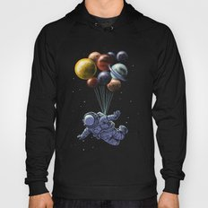 Space travel Hoody