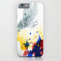 iPhone & iPod Case featuring Nordic Star by Arian Noveir