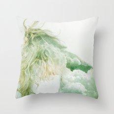 Insideout 1 Throw Pillow