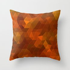 Kaleidoscope Series Throw Pillow
