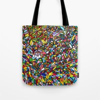 Disorder In The Imperial… Tote Bag