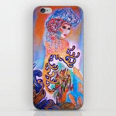 Midnight Sun iPhone & iPod Skin