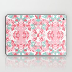 Arabella - abstract minimal pattern print art home decor trendy girly boho dorm college painting Laptop & iPad Skin