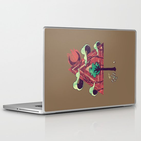 The Evergreen Laptop & iPad Skin