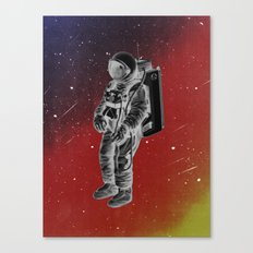 Body Heat Canvas Print