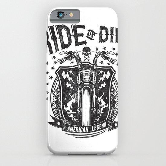 American legend iPhone & iPod Case