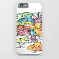 Hippo family iPhone 6 Slim Case