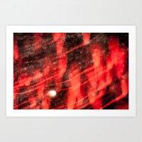 Fireworks - Philippines 4 Art Print