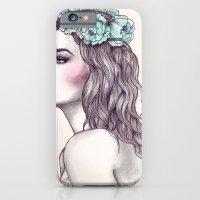 Les Fleurs Du Mal iPhone 6 Slim Case