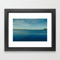 Moody Blues 2 Framed Art Print