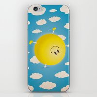 Summersault iPhone & iPod Skin