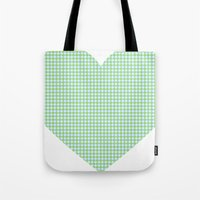I love you this much... (blue) Tote Bag