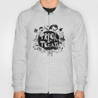 For Halloween - Trick or treat Hoody