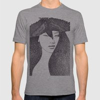 Soul Sister Mens Fitted Tee Athletic Grey SMALL