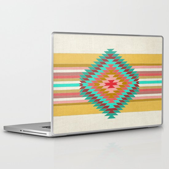 FIESTA (teal) Laptop & iPad Skin