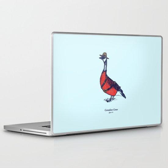 Canadian Goose Laptop & iPad Skin