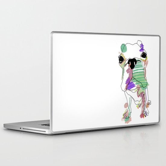 Bostoncolour Laptop & iPad Skin