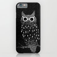 iPhone & iPod Case featuring cool bird by Marianna Tankelevich