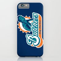 iPhone & iPod Case featuring Bay Harbor Butchers by Grady