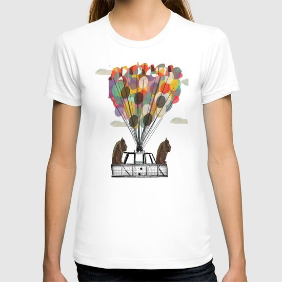 grizzly days lets go ballooning  T-shirt