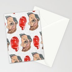 Meat Man Stationery Cards