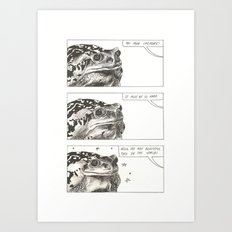 part 2 Art Print