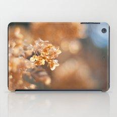 Gold Glitter iPad Case