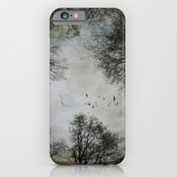 Lost in the Woods iPhone 6 Slim Case