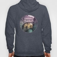 Ponte dei Sospiri | Bridge of Sighs - Venice (colored version) Hoody